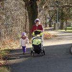 otroški vozički